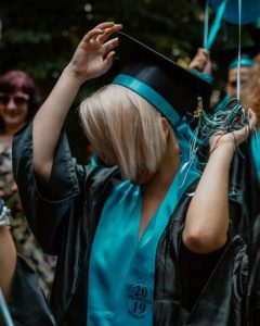 Graduation Maîtrise pour devenir conseiller d'orientation