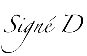 Signé D - page d'accueil